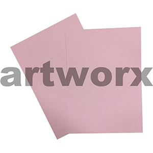 Pink Musk A3 210gsm Quill Cardstock