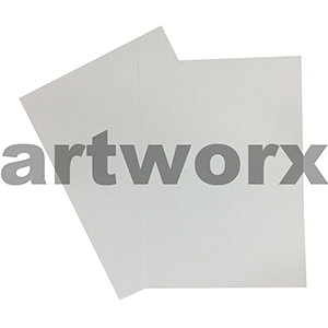 White 210gsm A4 Quill XL Multiboard