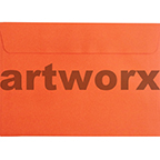 Orange C6 Quill Envelopes 25 Pack