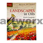 Ready to Paint Landscapes in Oils