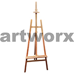 Workshop Easel Beech Wood