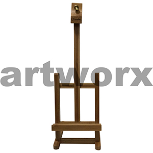 Renoir Bamboo Table Easel 42cm Height x 16cm Width x 14cm Depth  Adjustable