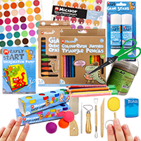 Kids Creative Pack - Free Shipping