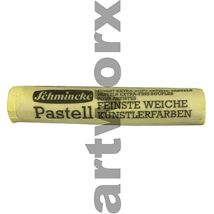 Permanent Yellow 2 Light O Schmincke Finest Extra-Soft Artist Pastel