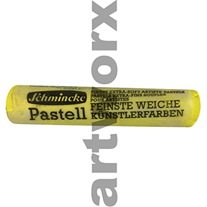 Vanadium Yellow Light 008 D Schmincke Finest Extra-Soft Artist Pastel