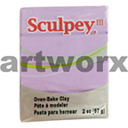 1216 Spring Lilac Sculpey III Oven Bake Clay