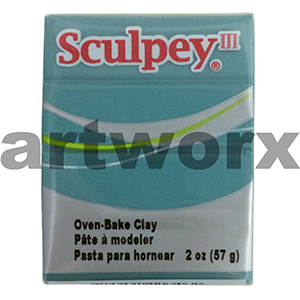 370 Tranquility Sculpey III Oven Bake Clay
