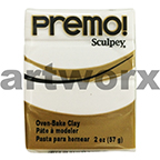White 5001 Sculpey Premo! 57gm
