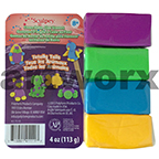 Eraser Totally Tails Oven Bake Clay Kit Sculpey