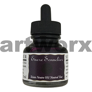 Neutral Tint 931 30ml Encre Shellac Sennelier Ink