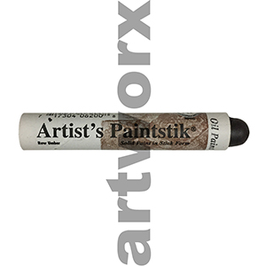 Raw Umber Shiva Oil Paintstick