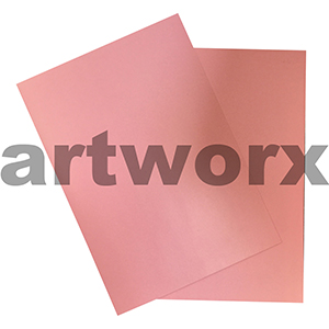 Pink 100 sheets Show Card 280gsm