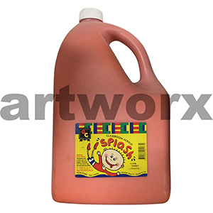Tangy (Orange) Acrylic Paint 5 Litre Splash