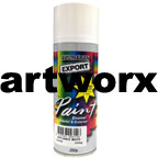 Appliance White Spray Paint Export