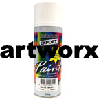 Gloss White Spray Paint Export