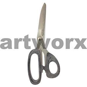 "Osmer Stainless Steel Dress Making 9"" Art Scissors"