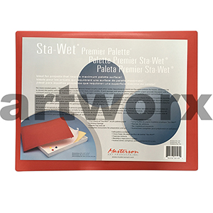 12 x 16 Inch Stay Wet Paint Palette