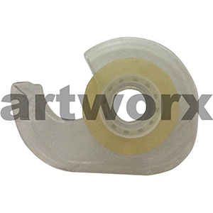 18mm Small Sticky Tape on Dispenser