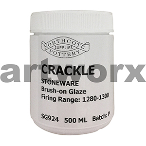 Crackle 500ml Stonewear Glaze Northcote