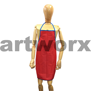 Maroon Student Polyester Apron