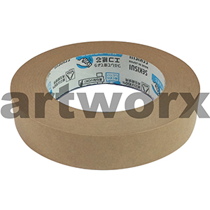 25mmx50m Brown Kraft Tape