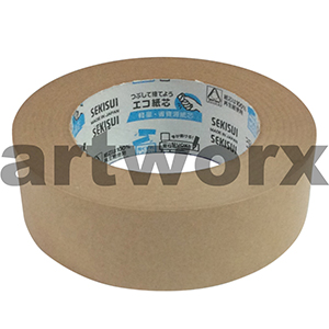 38mmx50m Brown Kraft Tape