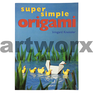 Super Simple Origami Book by Irmgard Kneissler