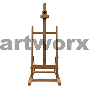 Table Top Easel 34cm Wide Height Adjustable