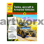 Learn to Draw Tanks, Aircraft & Armored Vehicles Walter Foster Books