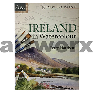 Ireland in Watercolour Book by Terry Harrison