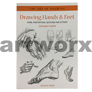 Drawing Hands & Feet Book by Giovanni Civardi
