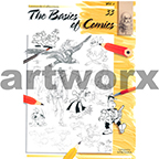 The Basics of Comics 1 No.33 The Leonardo Collection