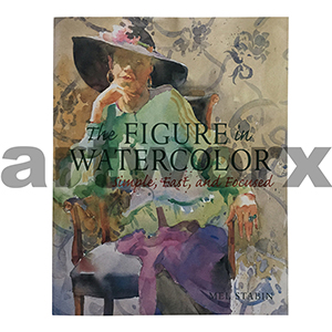The Figure in Watercolour Book by Mel Stabin