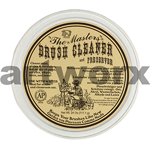 The Masters Brush Cleaner Tub 24oz