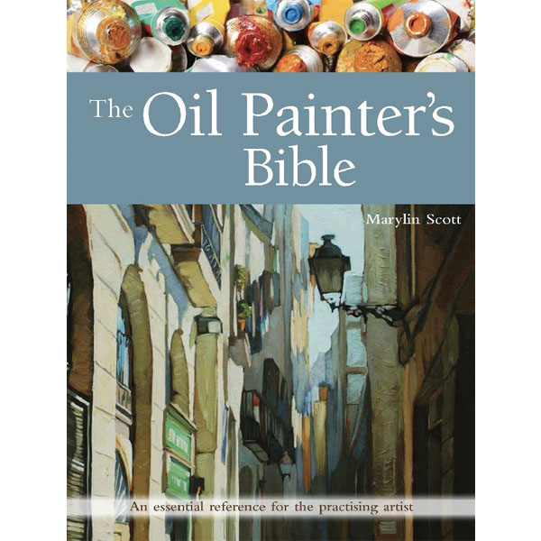 The Oil Painter's Bible Book