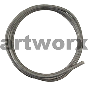 1m Silver Thick Armature Wire