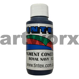 Royal Navy 125ml Pigment Concentrate Tintext