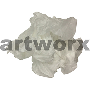510x760mm White 500 sheets Acid Free Tissue Paper