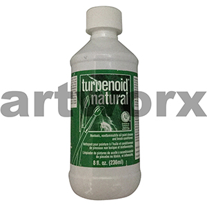 236ml Turpenoid Natural Weber