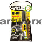 7ml Strong & Safe Super Glue UHU