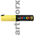 Straw Yellow Posca Waterbased Markers 8k