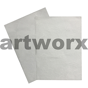 660 x 970mm 22gsm White No.14 Unryushi Rice Paper