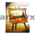 Miniature Masterpieces Book Kit - Vincent Van Gogh