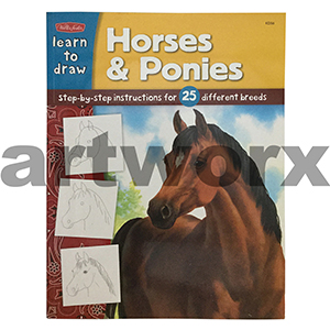 Horses and Ponies Walter Foster Books