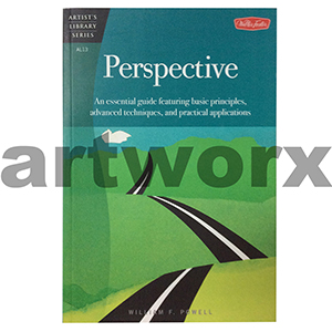 Perspective Walter Foster Drawing Books by William F Powell