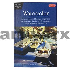 Watercolor Book by Duane R. Light