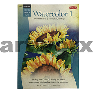 Watercolor 1 Book by Walter Foster