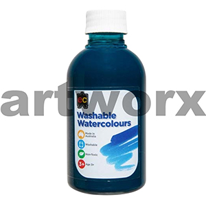 Turquoise Washable Watercolours EC 250ml