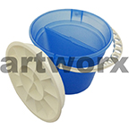 AB Watercolour Bucket with Palette