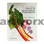 Watercolour Fruit & Vegetable Portraits Book by Billy Showell